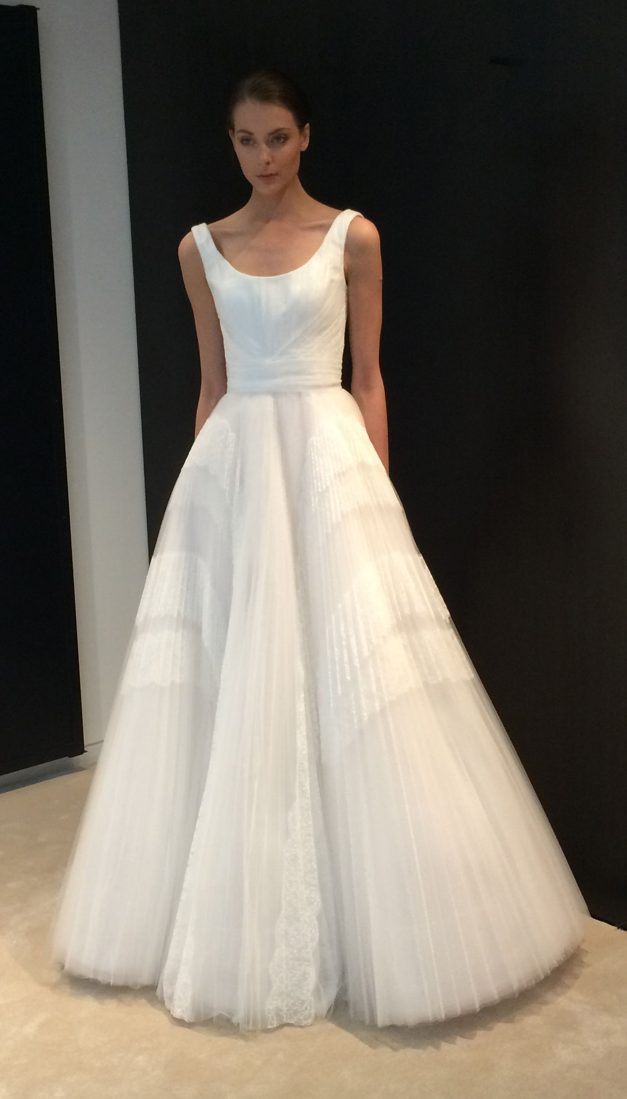 A sneak peek at  jmendel s new bridal collection  6b819966f56