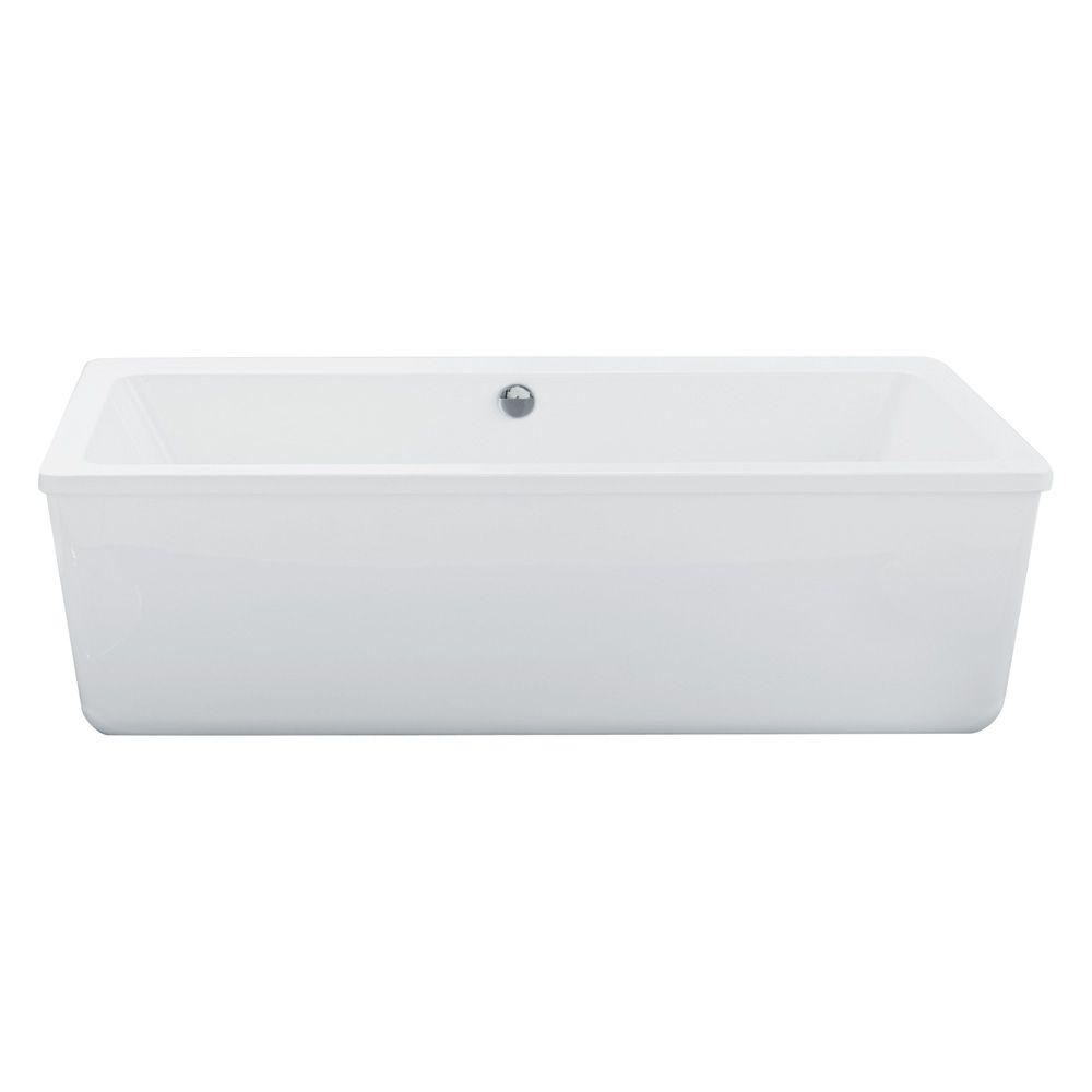 Schroder Venus Free Standing Bath L 179 W 80 H 46 5 Cm Lavabo Baignoire Sdb