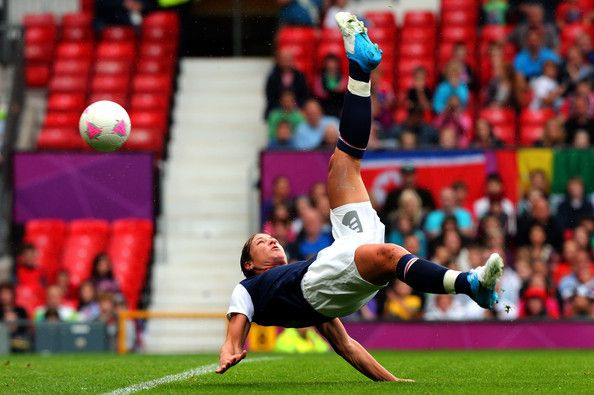 Sweet Bicycle Kick By Abby Womens Soccer Usa Soccer Women