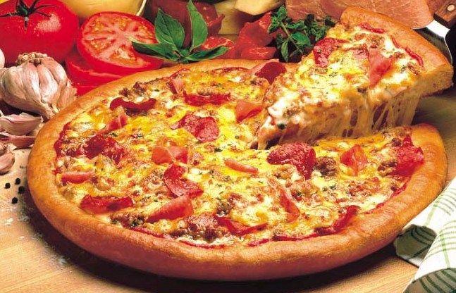 Resep Pizza Rumahan Resep Masakan Resep Makanan Enak