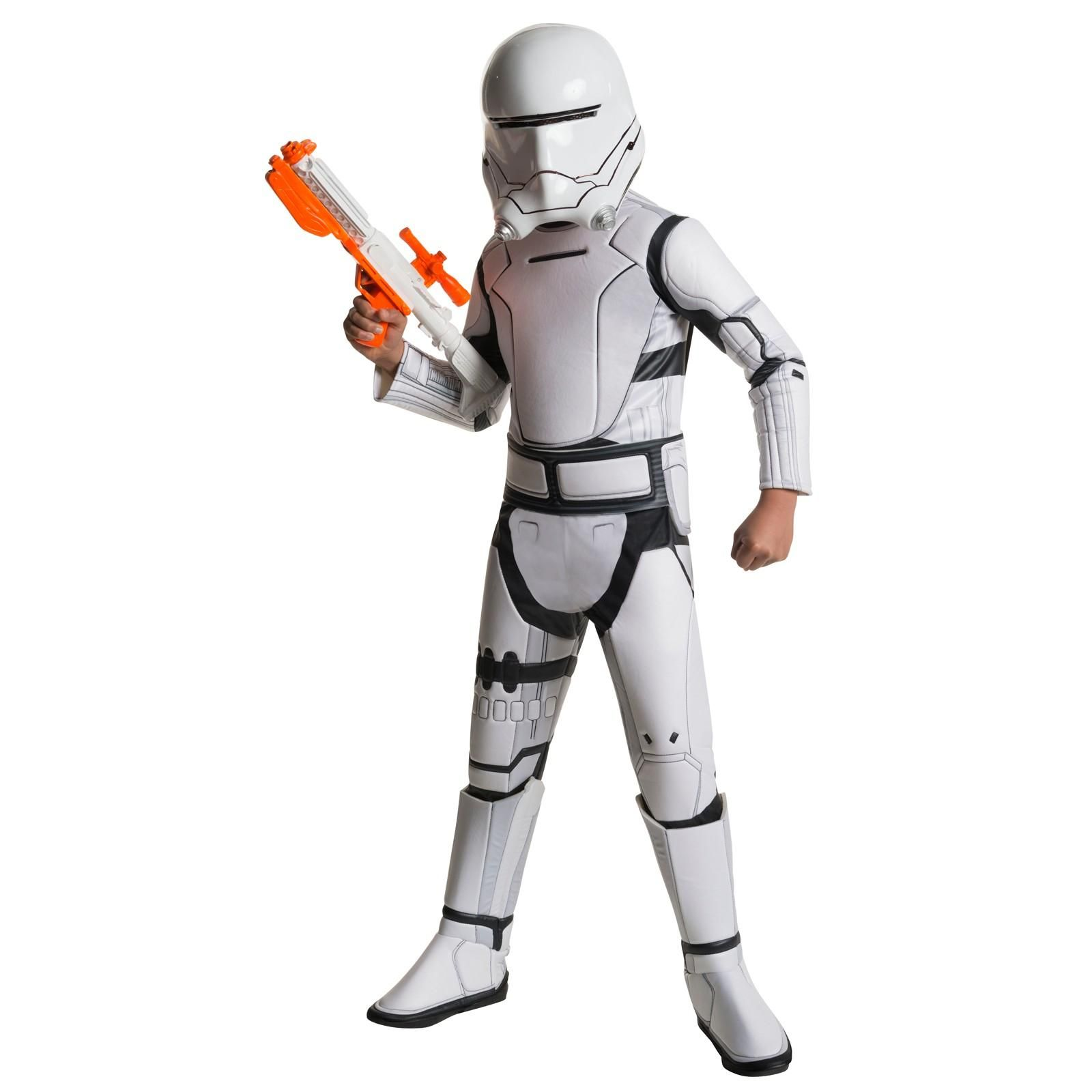 Star Wars: The Force Awakens - Boys Flametrooper Super Deluxe ...