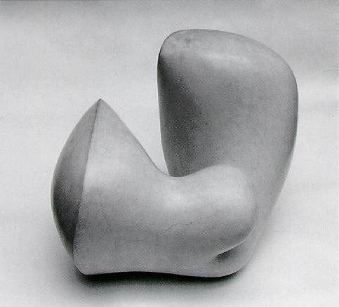 Jean Arp Human Concretion  He Insisted That His Pieces Were
