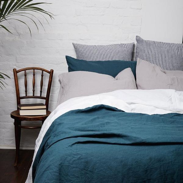 Deep Teal Basic Bundle Teal Bedding Teal Bedroom Simple Room