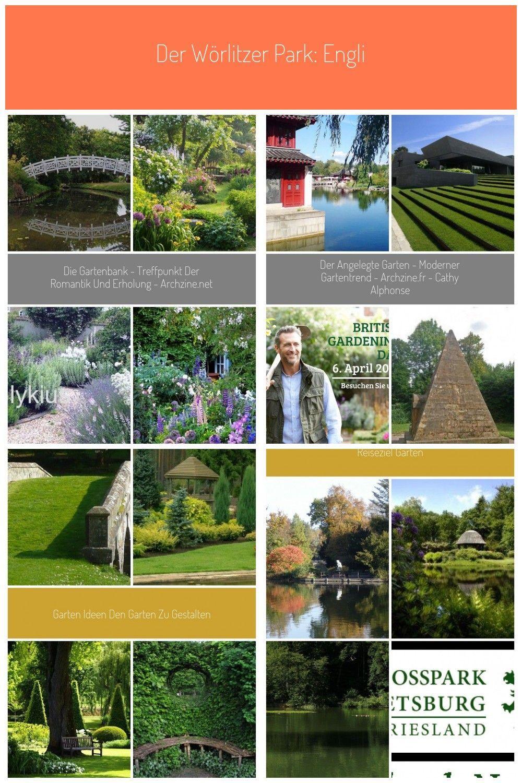 Der Worlitzer Park Englischer Garten Gondelfahrt Amphitheater Und Sogar Ein Amphitheater Der French Country Christmas Diy Garden Wedding Guest Style
