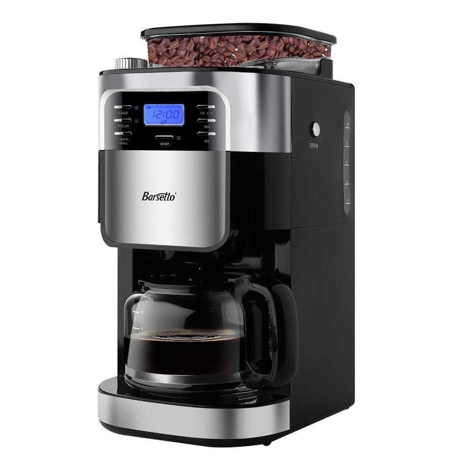 Grind And Brew Coffee Maker Reviews 2019 In 2020 Coffee Maker With Grinder Best Coffee Maker Single Cup Coffee Maker