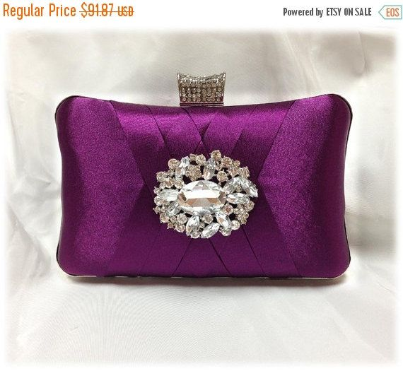 Hey, I found this really awesome Etsy listing at https://www.etsy.com/listing/159880608/wedding-clutch-bridal-clutch-purple