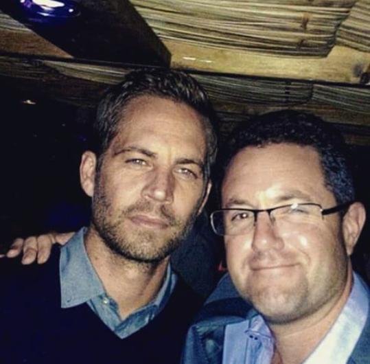 Paul ♡ and Matt Luber