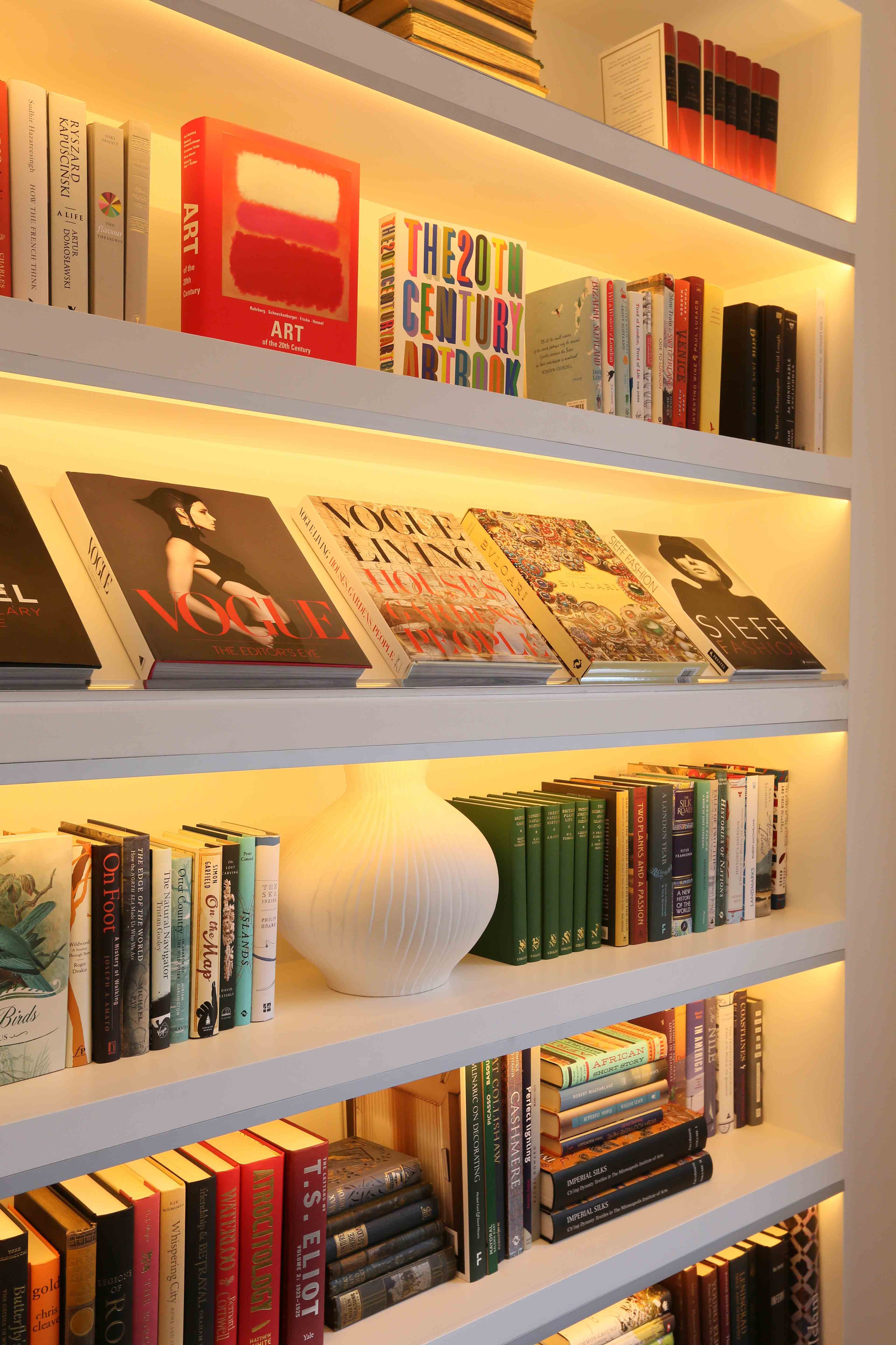 Our Top Shelf Lighting Tips Ideas And