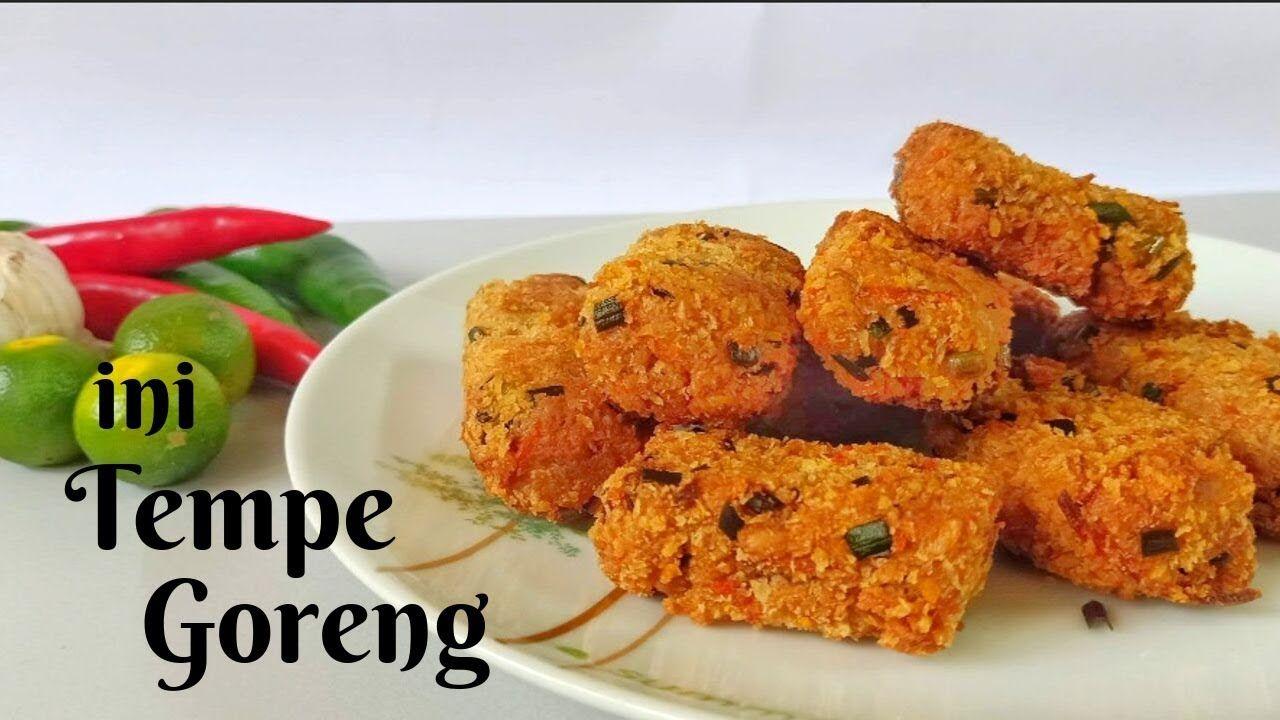 Perkedel Tempe Renyah Resep Simpel Untuk Masakan Sederhana Sehari Hari Resep Simpel Resep Masakan Resep