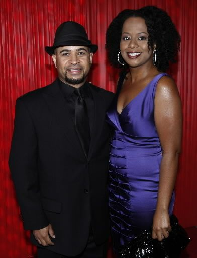 tempestt bledsoe and darryl bell - Really? Vanessa and Ron Johnson?? LOVE IT