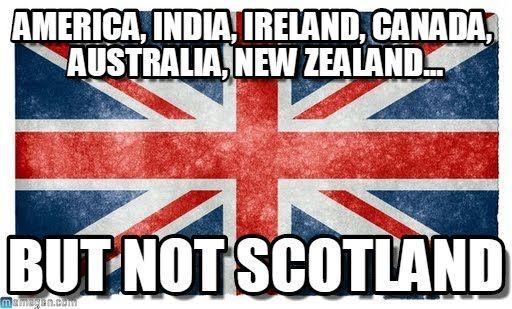 #supwitthatscotland?