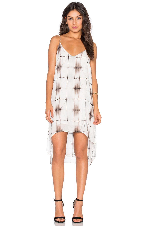 BELLA DAHL HIGH LOW HEM DRESS. #belladahl #cloth #dress #top #shirt