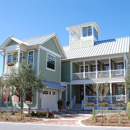 Florida Architects Watersound Watercolor Rosemary Beach Archiscapes Beach House Design Beach House Exterior Florida Home