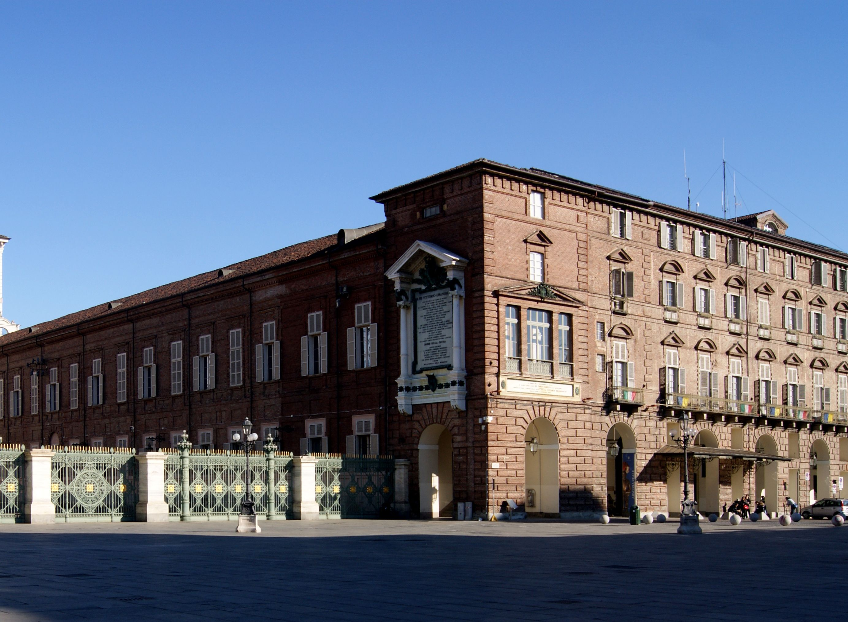 Torino Biblioteca Reale