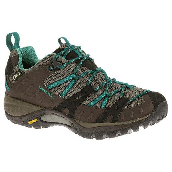 mujer Zapatos verdes Merrell verdes para Zapatos xqnawpPv0