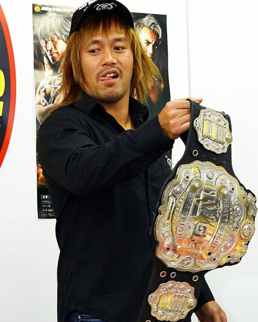 IWGP World Heavyweight Champion Tetsuya Naito   Professional wrestling, Pro  wrestling, Japan pro wrestling
