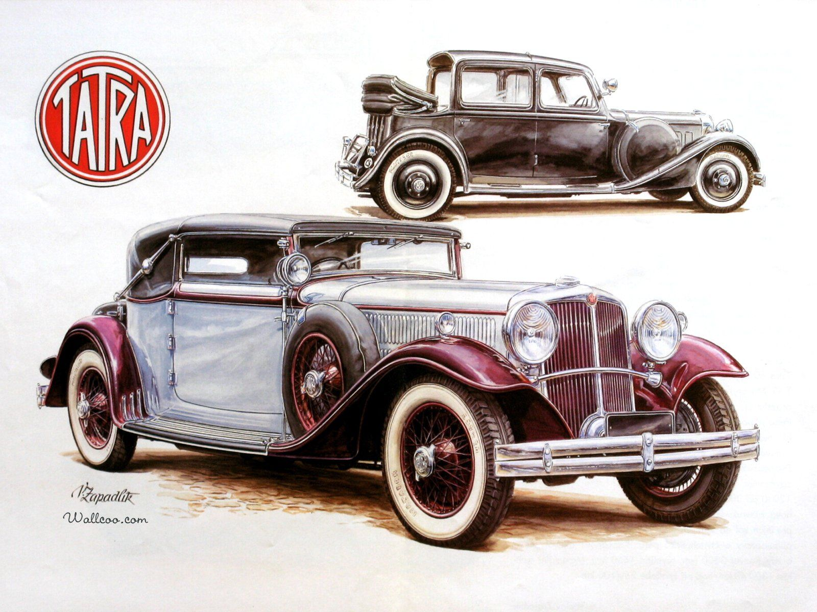 Vintage Cars, Antique Cars, Classic Cars 1600*1200 Wallpaper 22 1600 ...