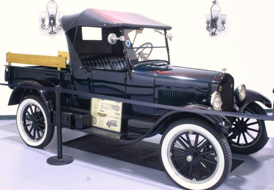 1927 Ford Model T Roadster Pickup Truck Ford models, Model t