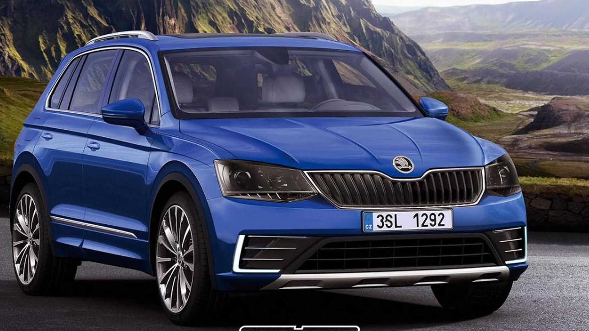 2020 Skoda Yeti New Model and Performance Škoda yeti