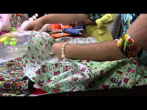 Vida com Arte | Bolsa Verão por Márcia Roberta - 04 de Fevereiro de 2015 - YouTube