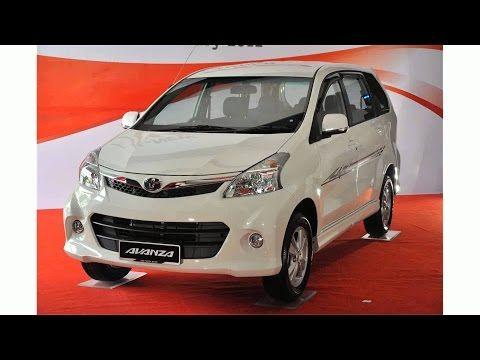 Toyota Avanza 2016 Mobil Toyota Mobil Keluarga