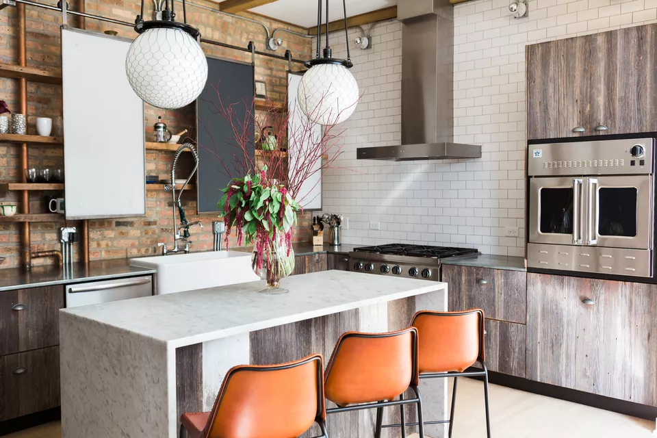 15 Best Kitchen Design Trends Worth Trying In 2020 In 2020 Industrial Kitchen Design Kitchen Design Kitchen Design Trends