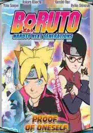 Nonton Film Boruto : nonton, boruto, Boruto, Naruto, Generations, Proof, Oneself, Baru,, Film,, Drama