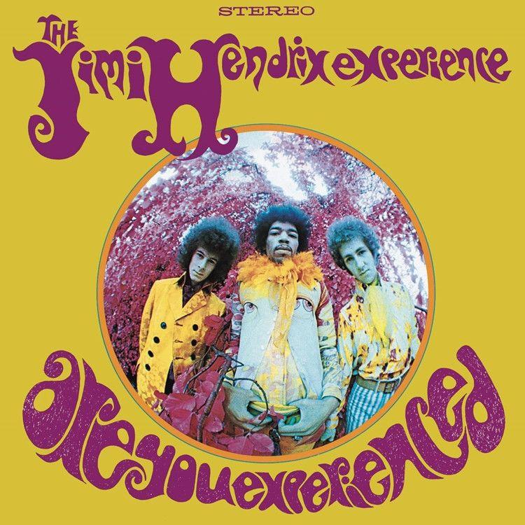 The Jimi Hendrix Experience Are You Experienced 180g Vinyl Lp Jimi Hendrix Album Rock Album Covers Classic Album Covers