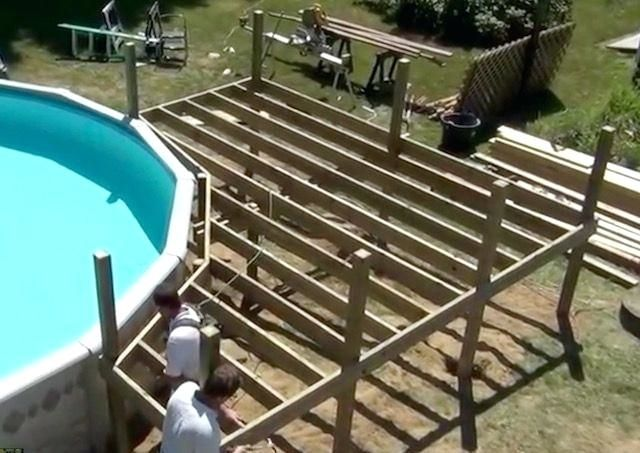 Free Pool Deck Design Tool   Backyard pool landscaping ...