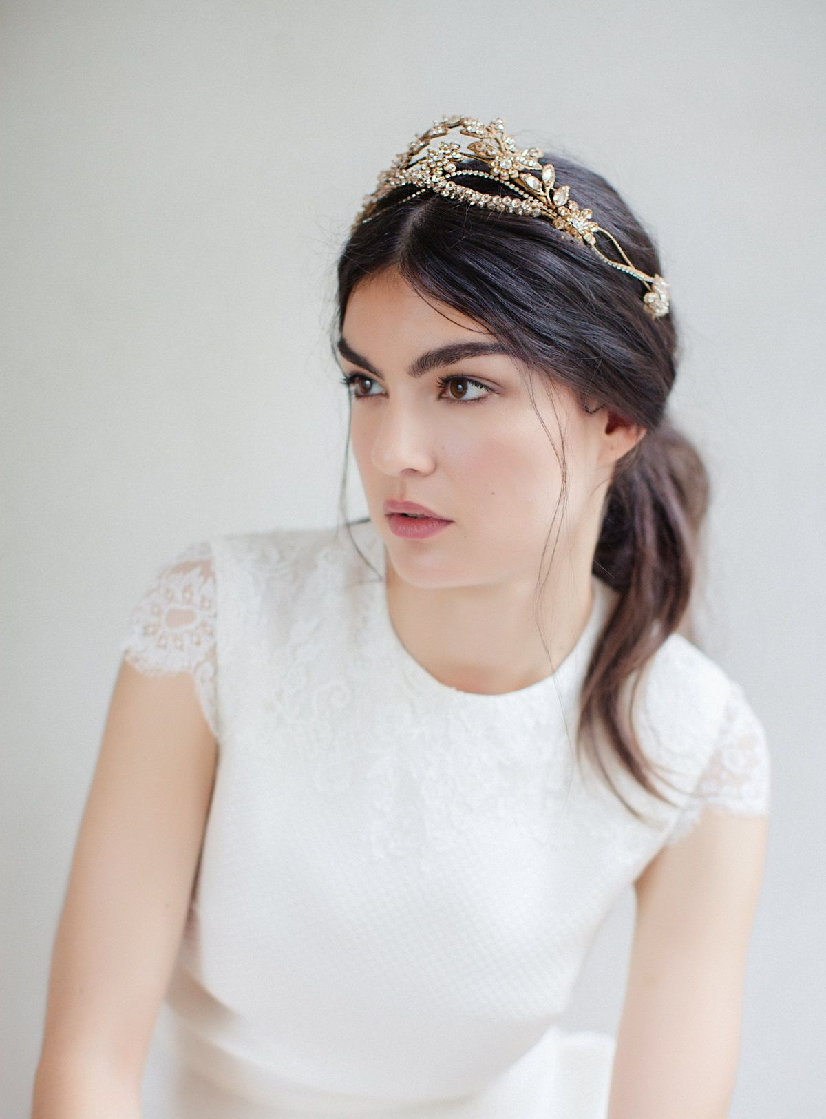 Jannie Baltzer Couture Headpieces Haarschmuck Model Hairstyle ...