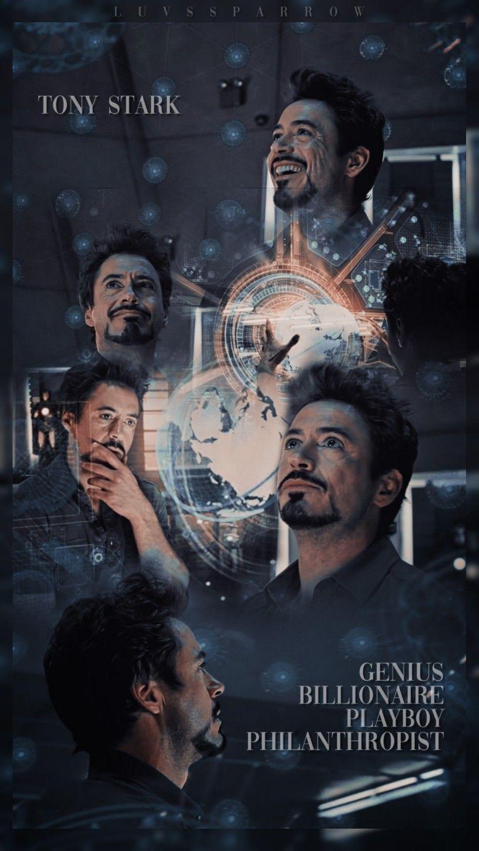 Tony Stark wallpaper