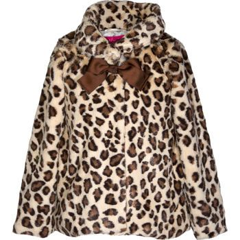 Costco Leopard Print Girls Coat Type 3 Ropa Casual Ropa Ninos