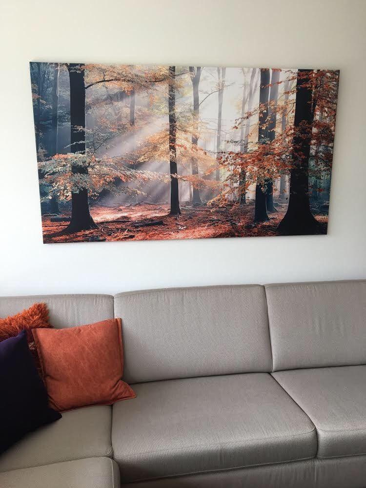 Foto Als Wanddecoratie.Sinfonia Della Foresta 2 Van Lars Van De Goor In 2019 Woonkamer I