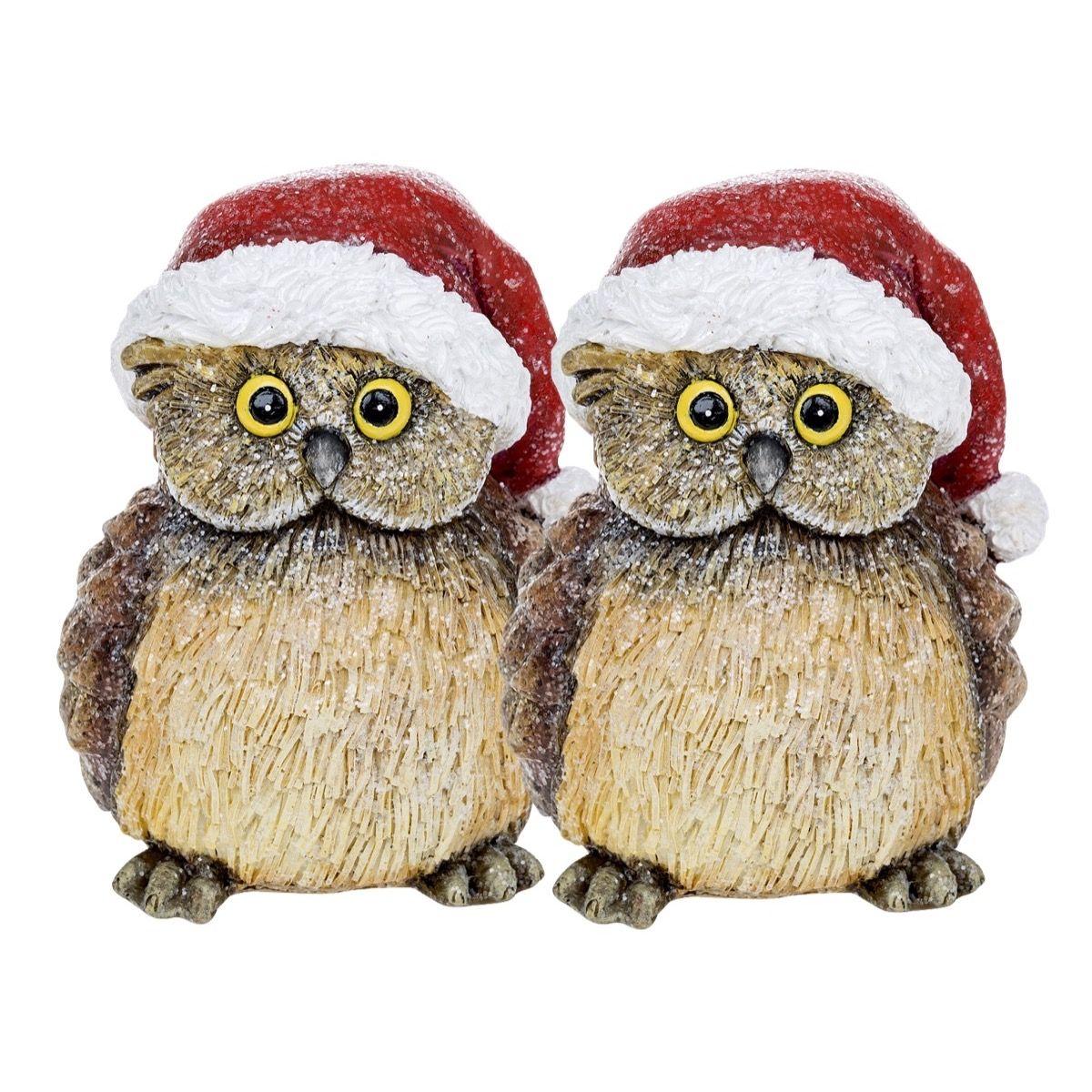 Saver Set of 2 Woodland Owls // Christmas 2016 at the Owl Barn