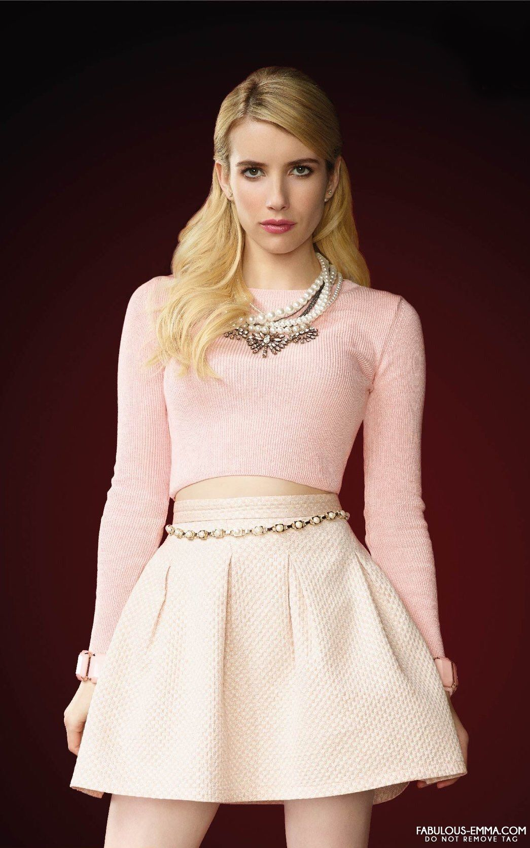 Emma Roberts As Chanel Oberlin Scream Queens Fashion Queen Fashion Queen Outfit