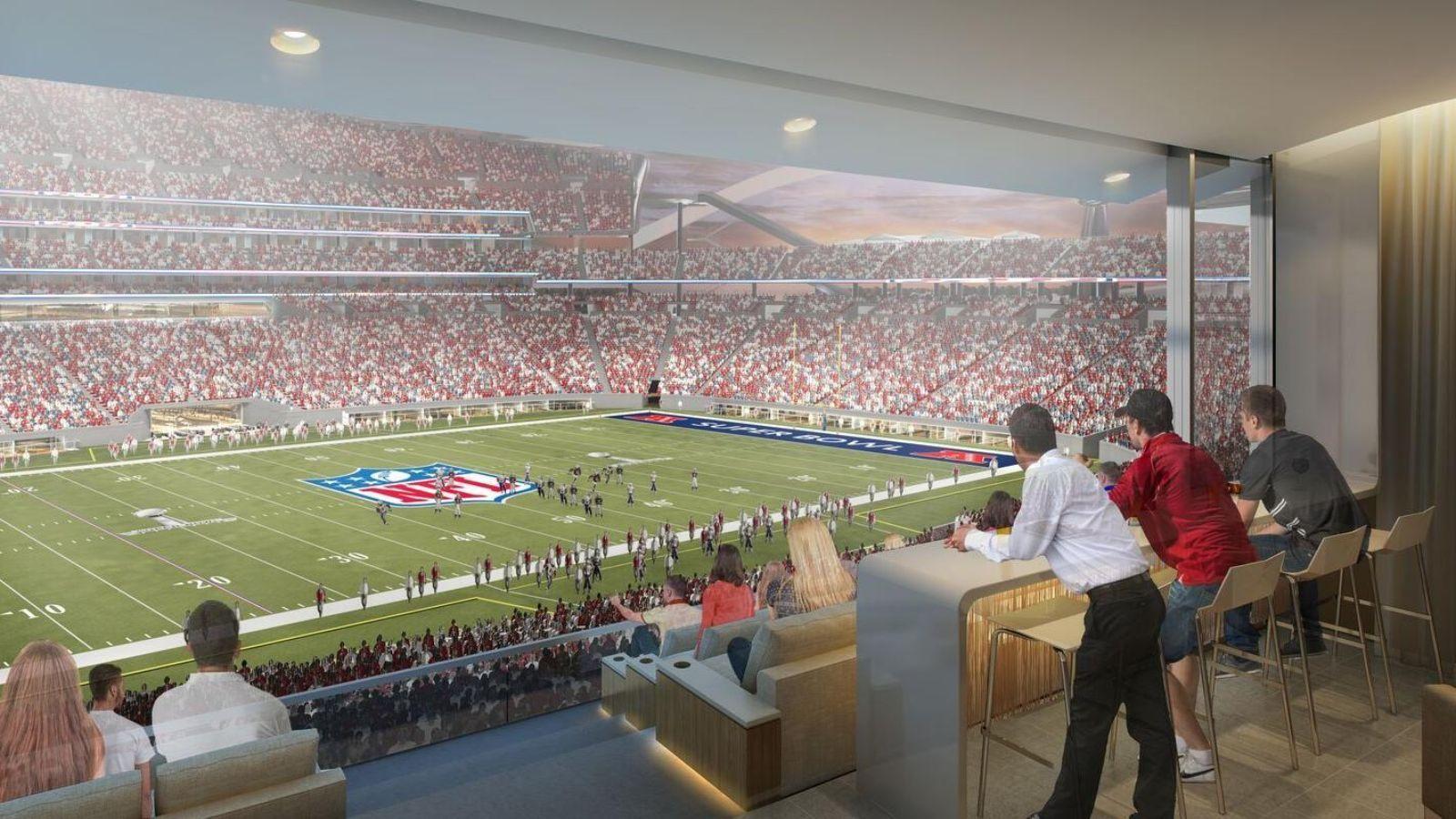 Los Angeles Stadium Stadium design, Stadium, Football