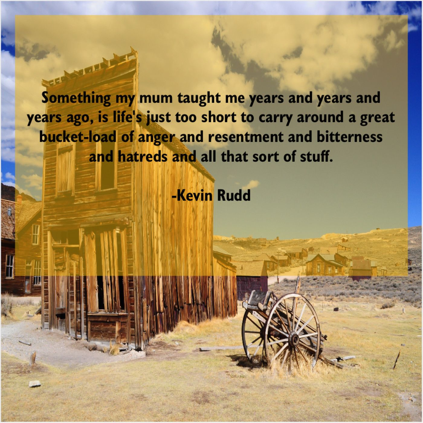 Kevin Rudd Something My Mum Taught Me Charles Stanley Isaac Bashevis Singer Life