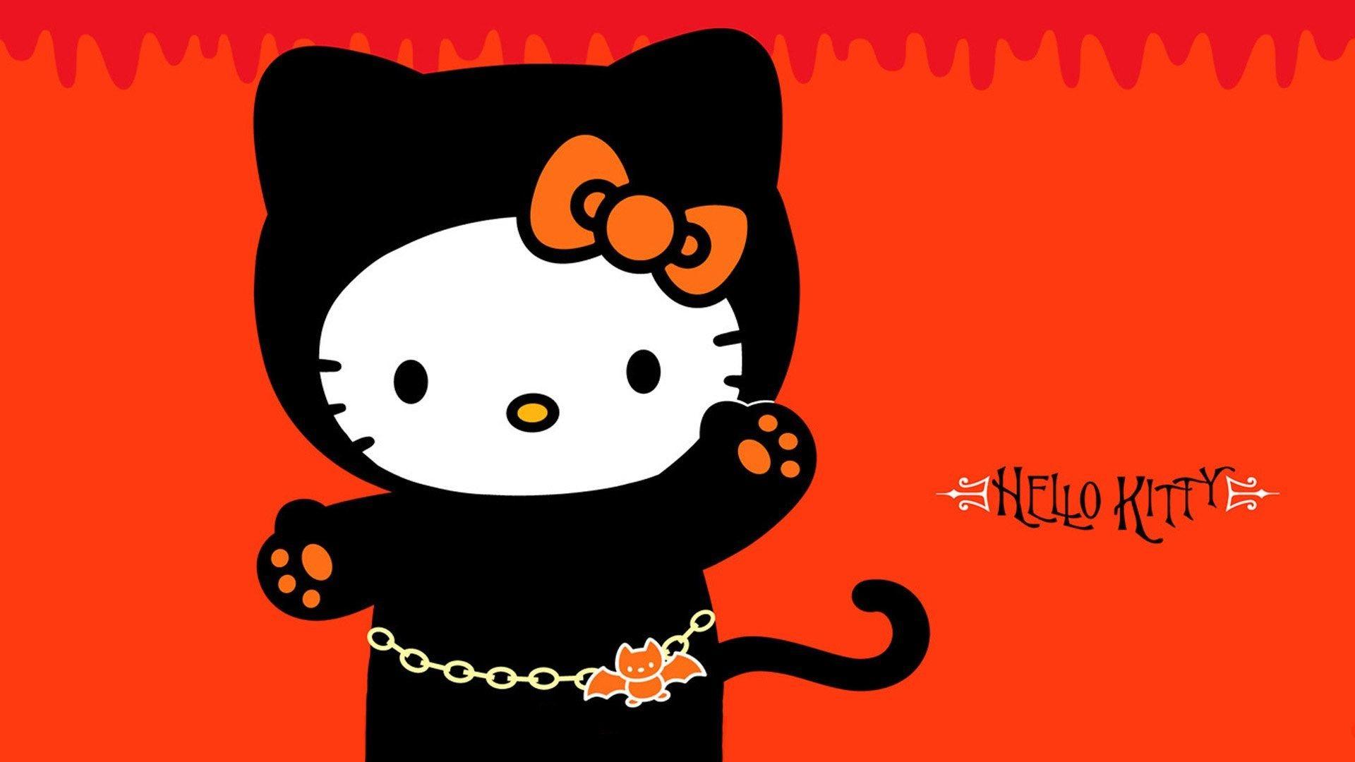 1920x1080 Hello Kitty Halloween Wallpaper Hello Kitty Images Hello Kitty Halloween Hello Kitty Wallpaper