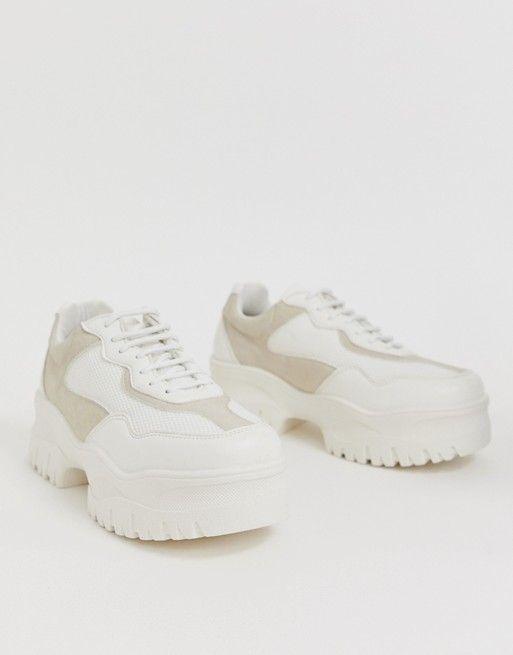 wholesale dealer 1a51a b34ca ASOS DESIGN | ASOS DESIGN Dart chunky sneakers | wishlist in ...
