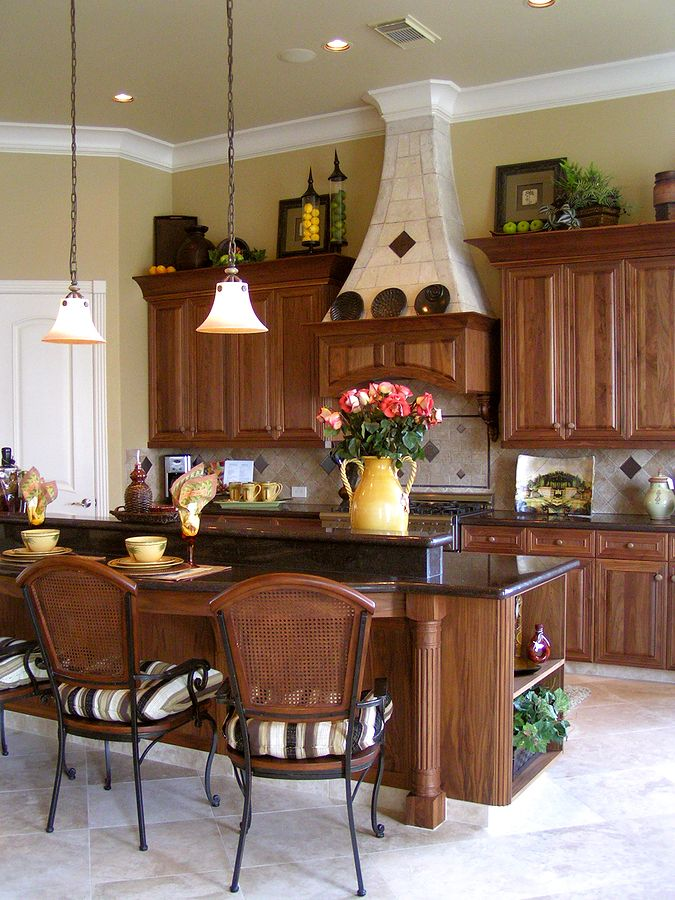 What To Put On Top Of Your Kitchen Cabinets – CabiPabburi. Updated - What To Put On Top Of Kitchen Cabinets Cymun Designs