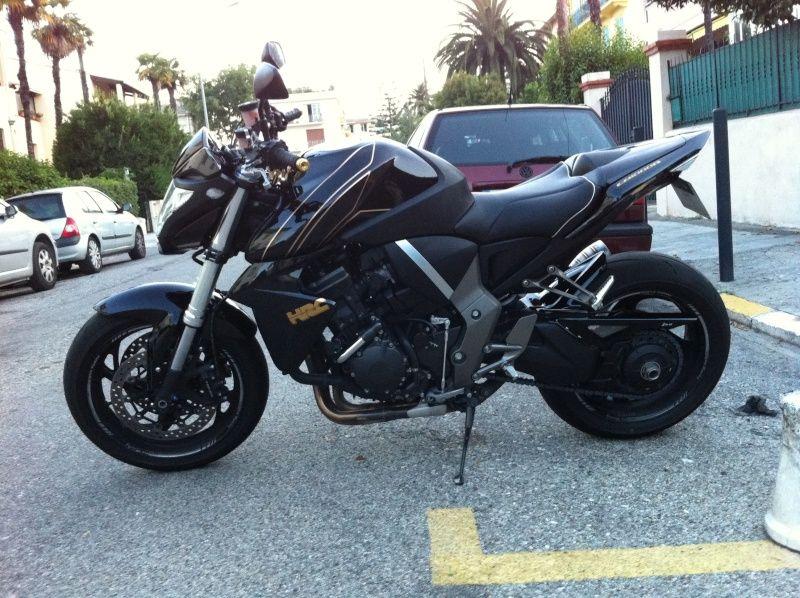 Honda Cb1000r Black Gold