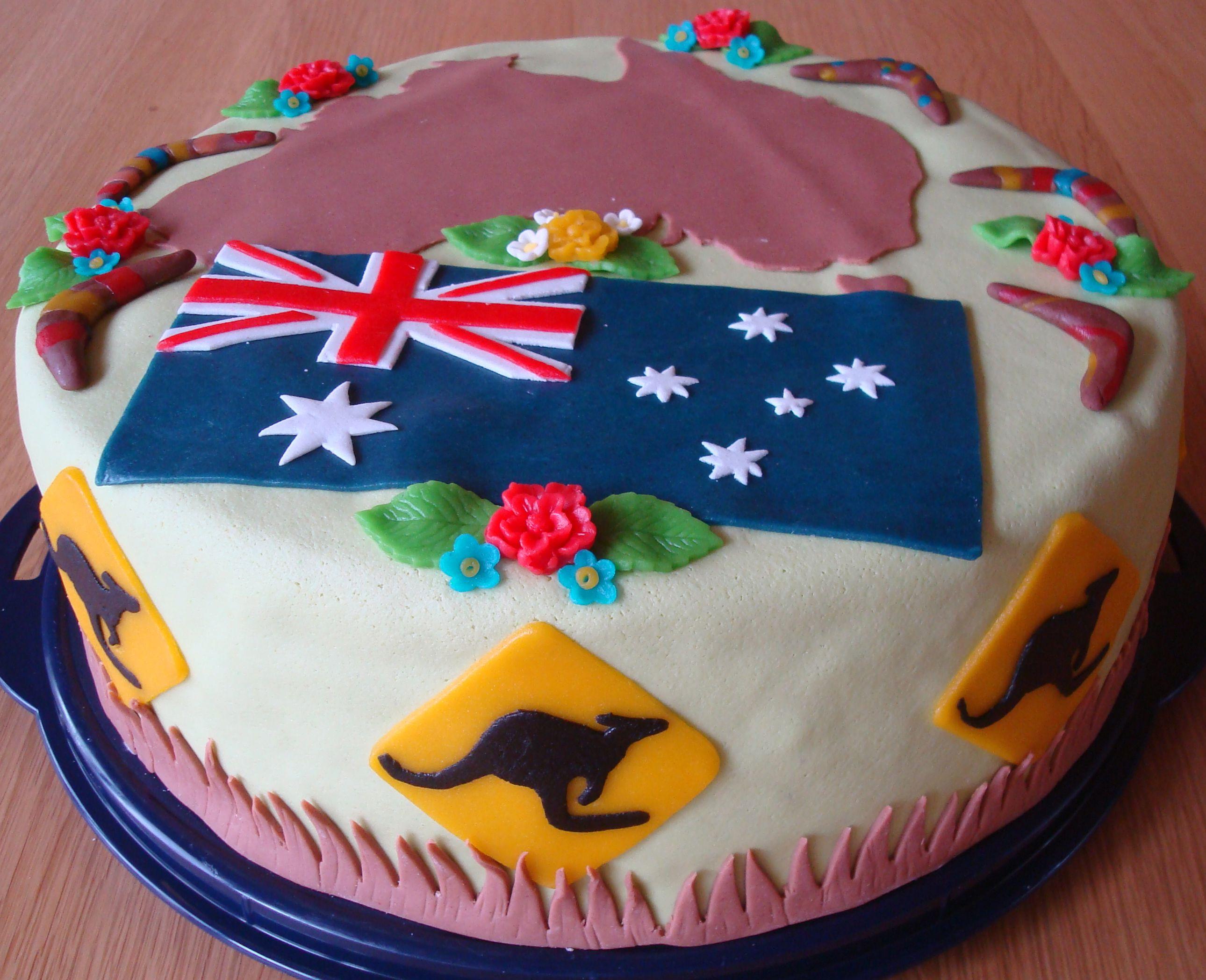 Maaike gaat naar Australië