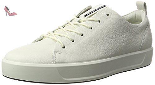Soft 8 Mens, Sneakers Basses Homme, Noir (Black), 47 EUEcco