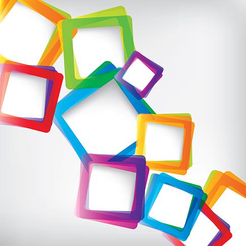 Marcos modernos cuadrados imagen vectorial marcos y for Marcos de cuadros modernos