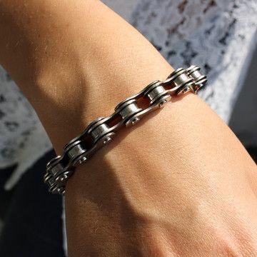Mayflower Vintage: '90s Roller Chain Bracelet