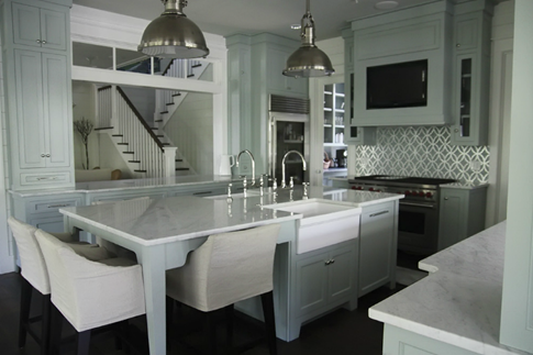 Urban Grace Interiors Kitchen Design Kitchen Interior Kitchen Island Design
