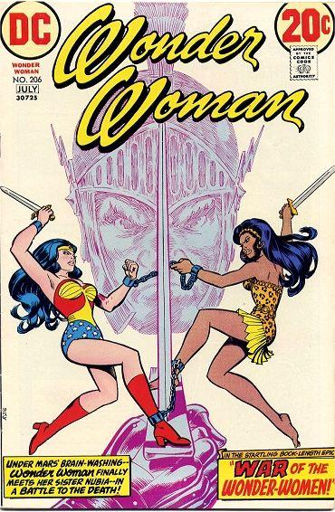 War of the Wonder-Women!!!