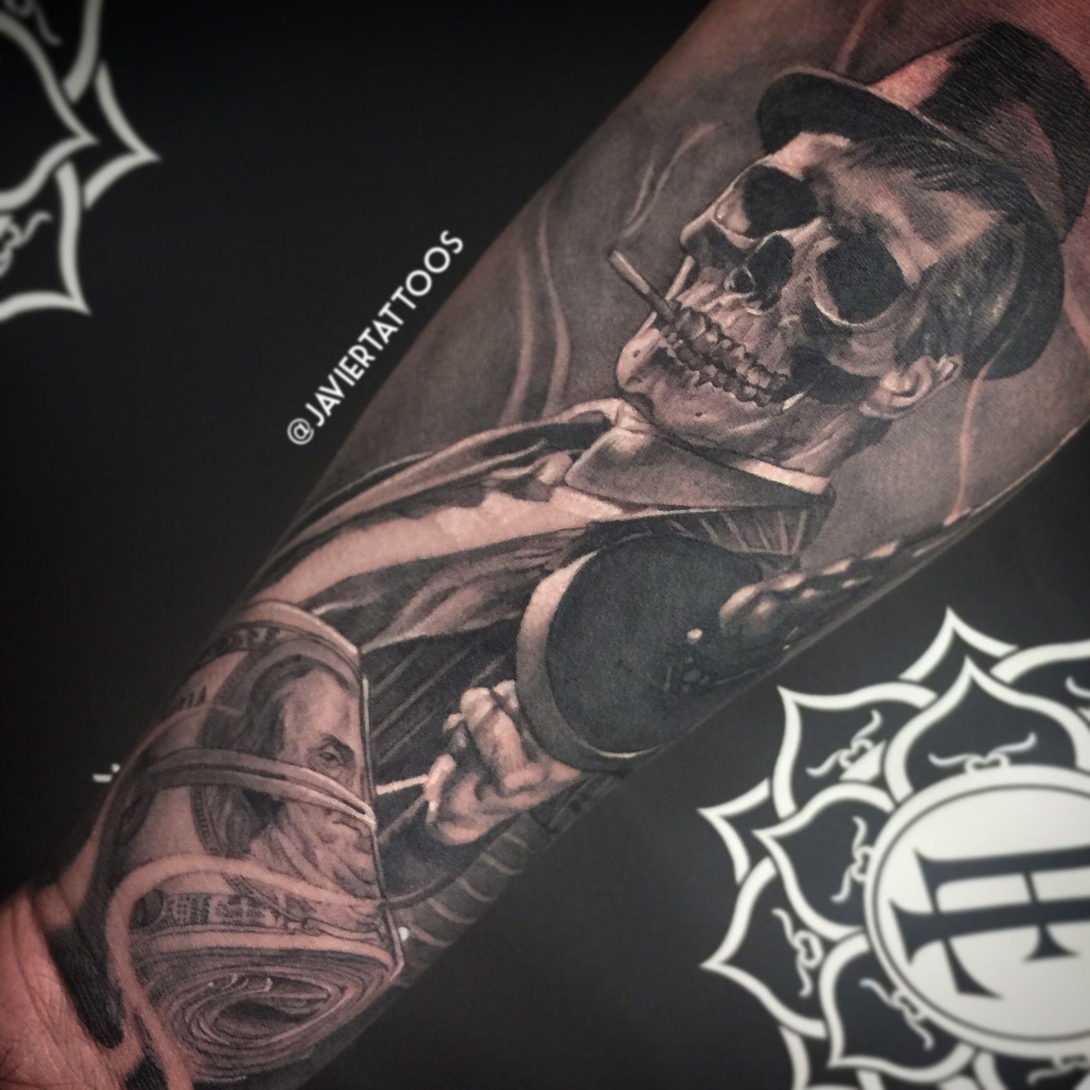 Tattoo Quotes Mafia: Custom Mafia Tattoo