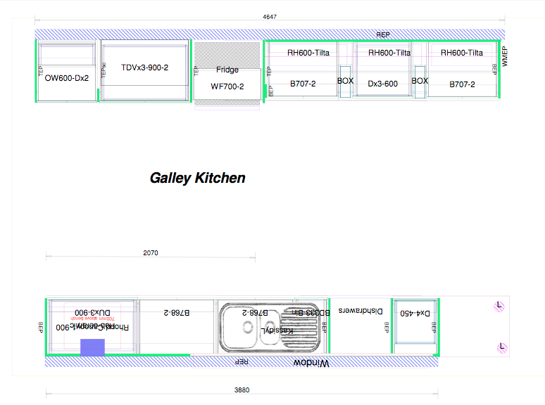 Best Galley Kitchen Designs Plans small galley kitchen design layouts with laundry | afreakatheart
