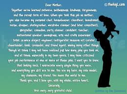image result for thank you mom quotes from daughter my pics